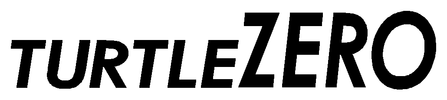 turtleZERO Logo